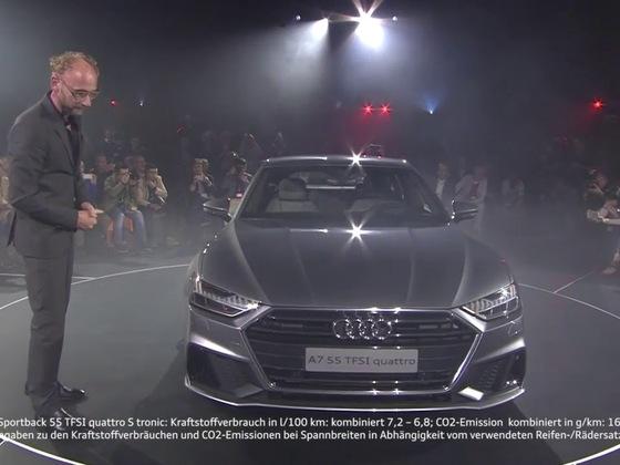 Marc Lichte über den neuen Audi A7 Sportback