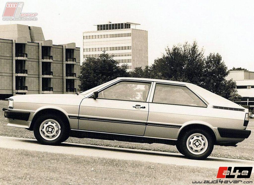 supremus lucernarium Audi Fox Audi 500