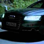 Audi A8 LED Matrix