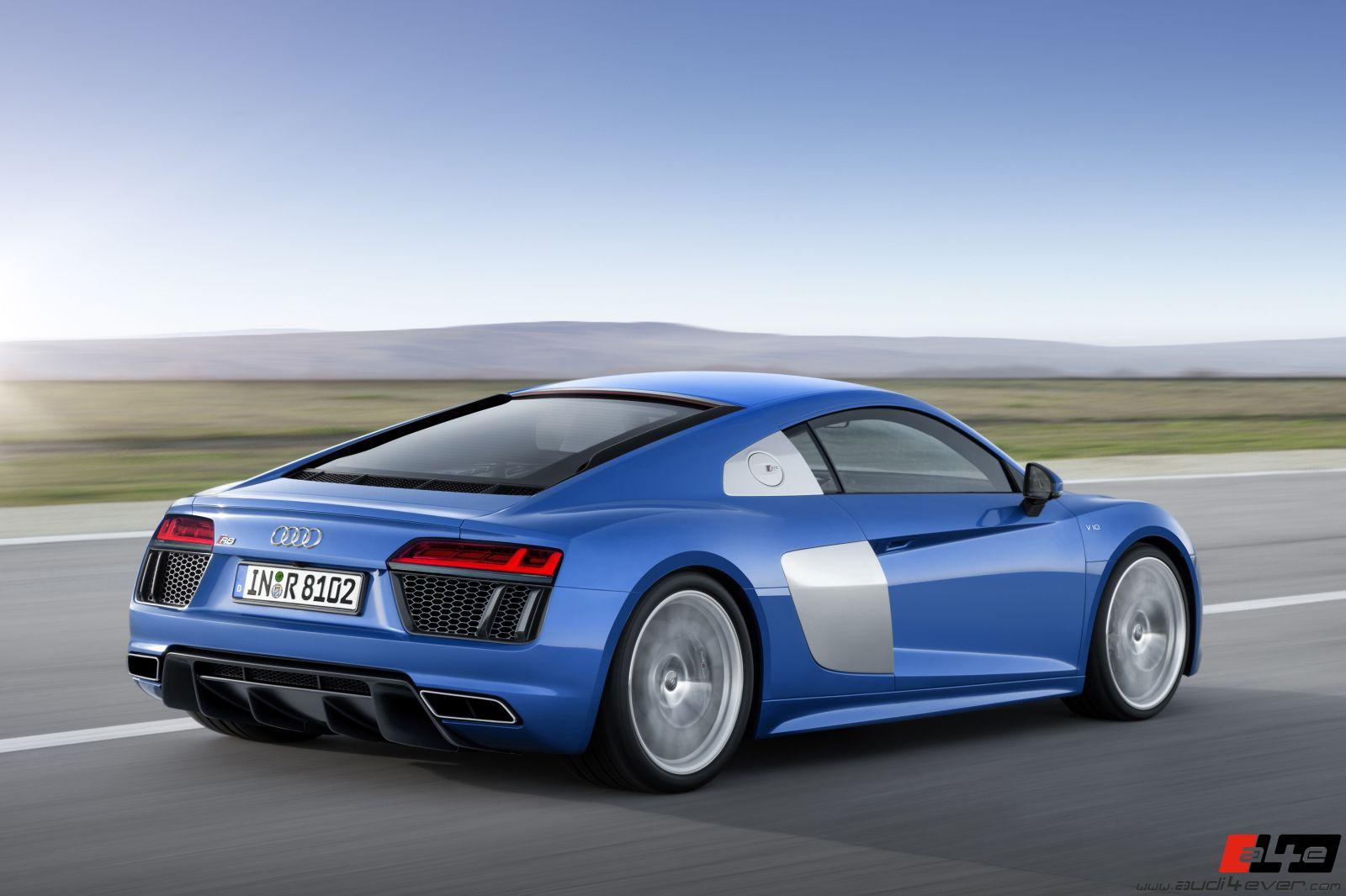 With 2014 Audi R8 V1 0 Plus Also 2016 Audi R8 On Audi R8 Spyder V 8