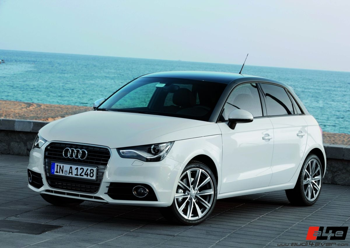 a4e gallery audi a1 audi a1 sportback s line live bilder. Black Bedroom Furniture Sets. Home Design Ideas