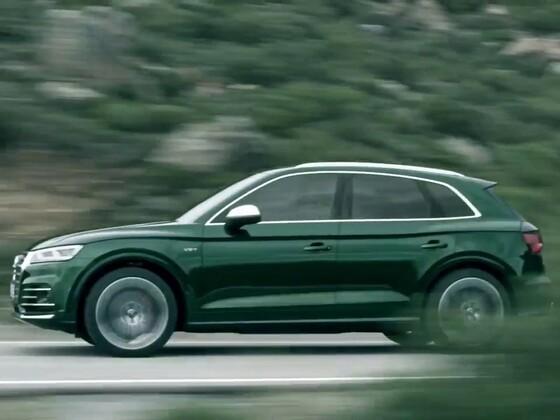 Audi SQ5 Trailer