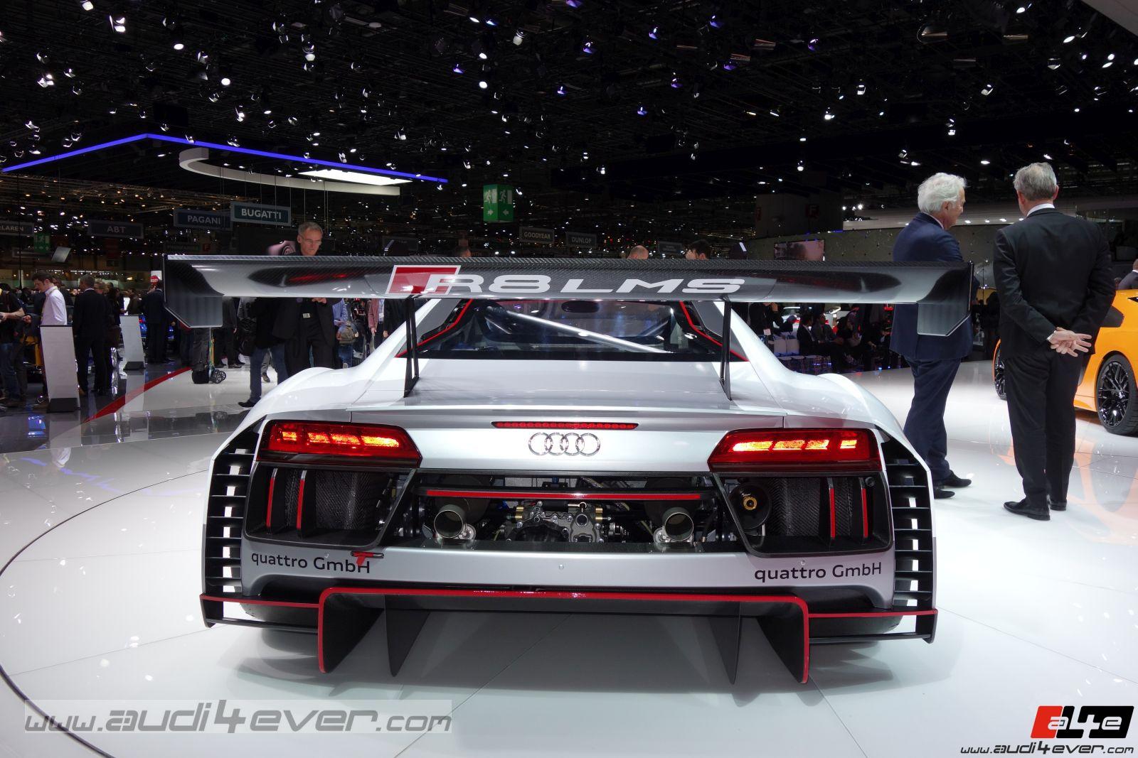 A4e Gallery Audi R Motorsport Audi R8 Lms 2015