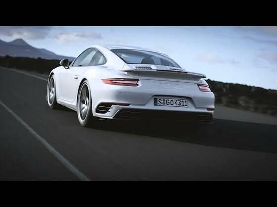 Der neue Porsche 911 Turbo und 911 Turbo S