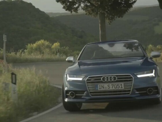 Audi A7 und Audi S7 Sportback Facelift