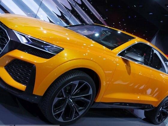 Audi Q8 Weltpremiere - Genf 2018
