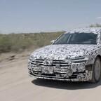 Audi A8 - die Entwicklung des Flaggschiffes