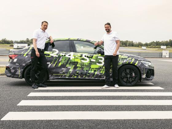 Audi RS Torque Splitter