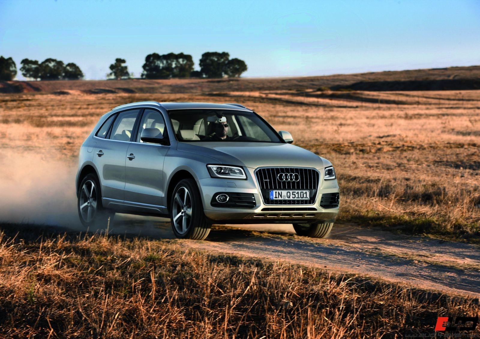 A4e Gallery Audi Q5 Audi Q5 Facelift 2012