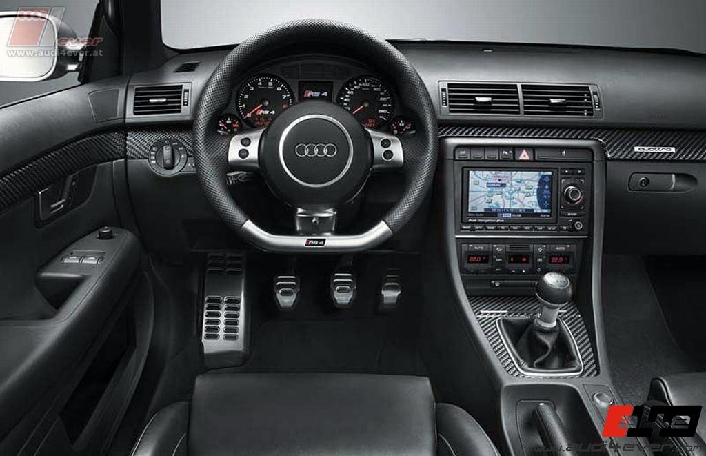 Audi a4 interieur 2008 for Audi a4 interieur