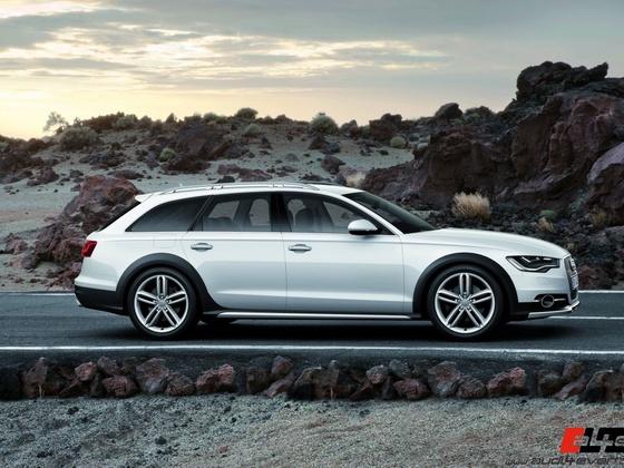 Audi A6 allroad quattro /Standaufnahme