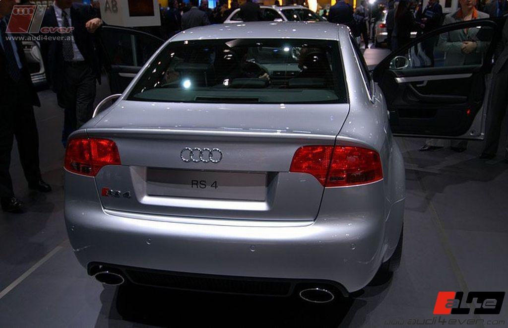 A4e Gallery Audi Rs4 B7 Limousine Audi Rs4 Limousine