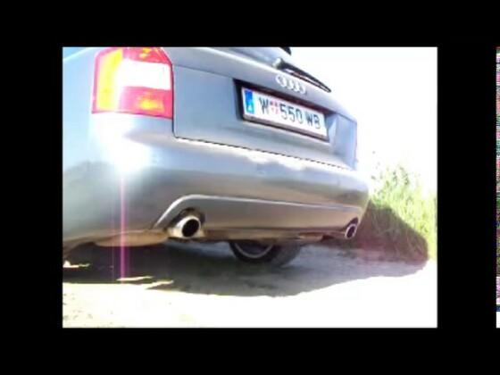 Audi S4 B6 - original AGA
