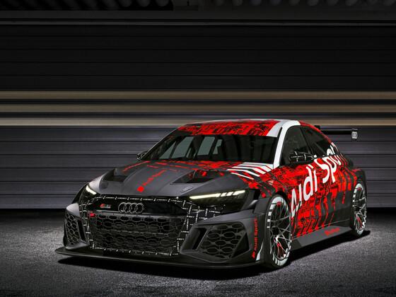 Audi RS3 LMS 2021