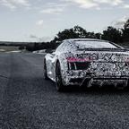Prototypenfahrt Audi R8