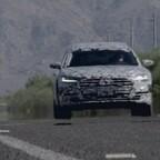 Audi A8 im Härtetest