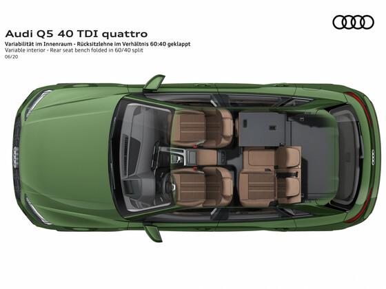 Audi Q5 Facelift 2020