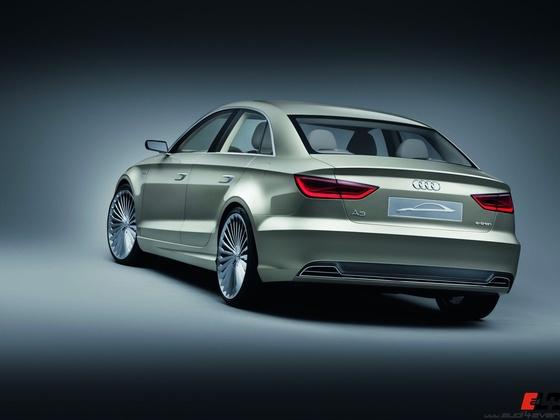 Audi A3 e-tron concept/Standaufnahme