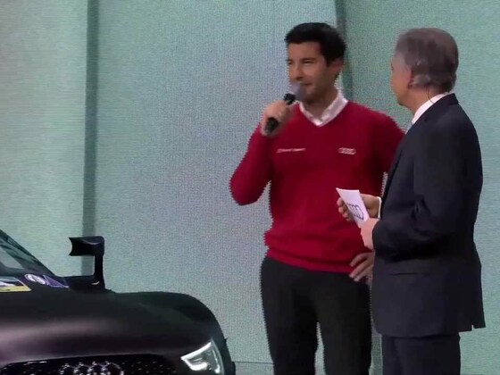 Audi Sport Pressekonferenz Genf 2014