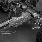 Audi R8 Spyder Antriebsstrang