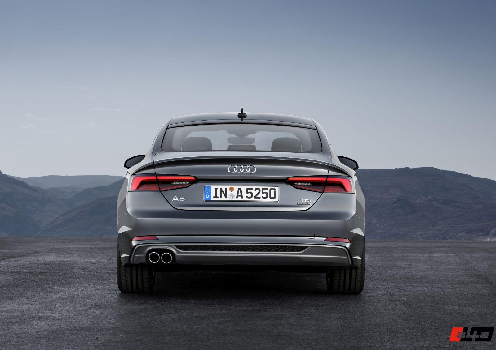 A4e Gallery Audi A5 Audi A5 B9 Sportback 2016