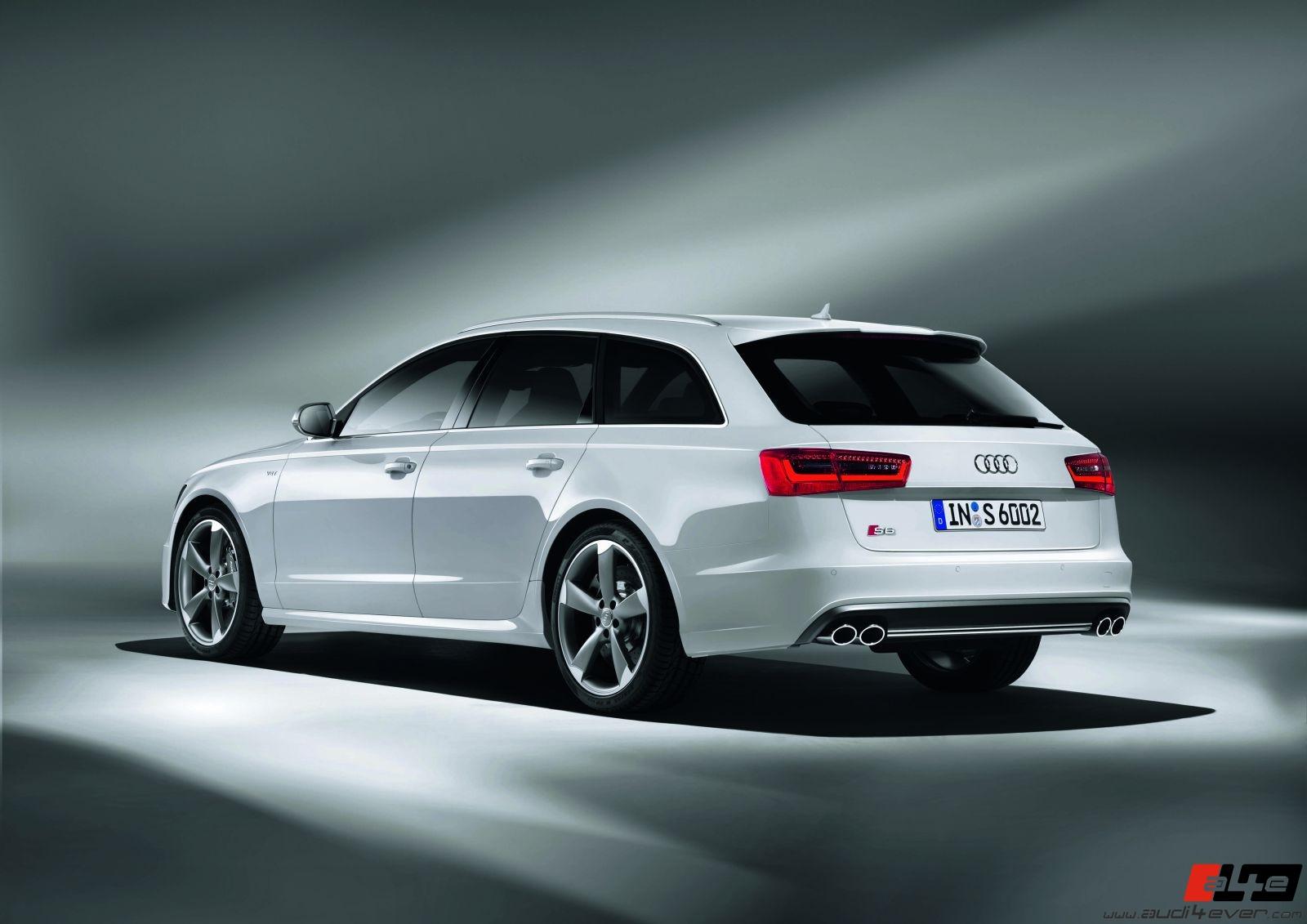 a4e - Gallery Audi A6 [C7] - Audi S6 [C7] Avant