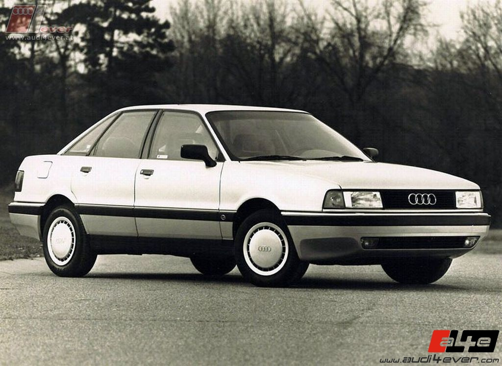 A4e Gallery Audi 80 Bis 90 4000 Coupe Cabriolet