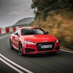 Audi TTS und TTS Competition