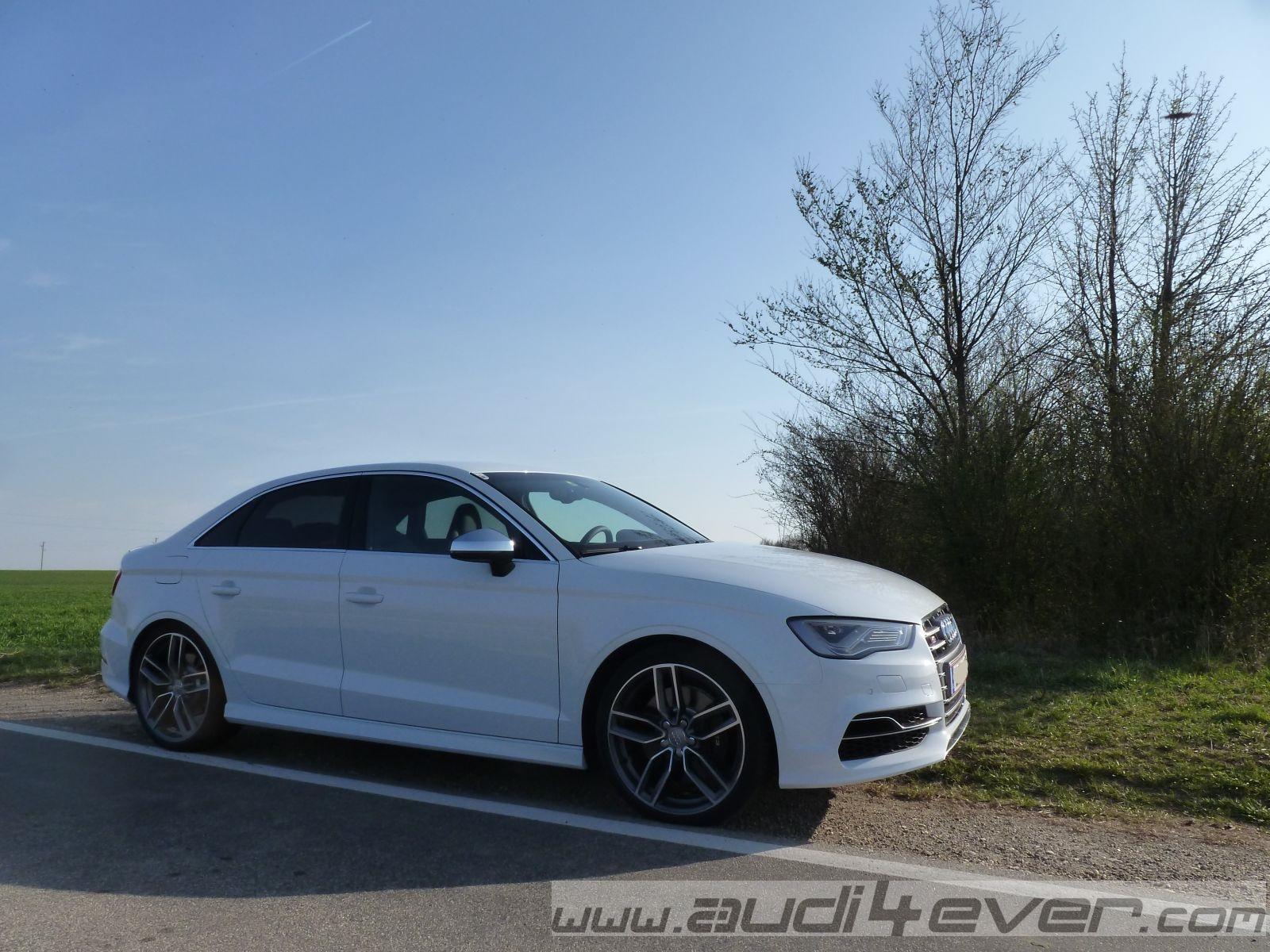 A4e Gallery Testberichte Audi S3 Limousine