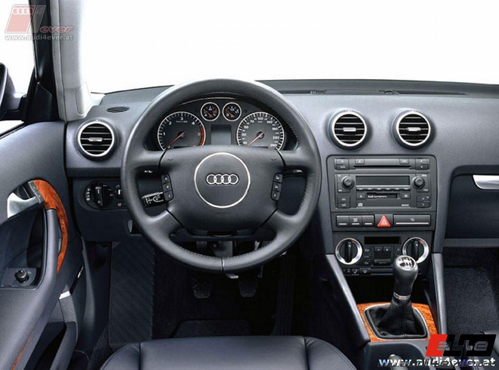 a4e - Gallery Audi A3 [8P] - Audi A3 [8P] Interieur