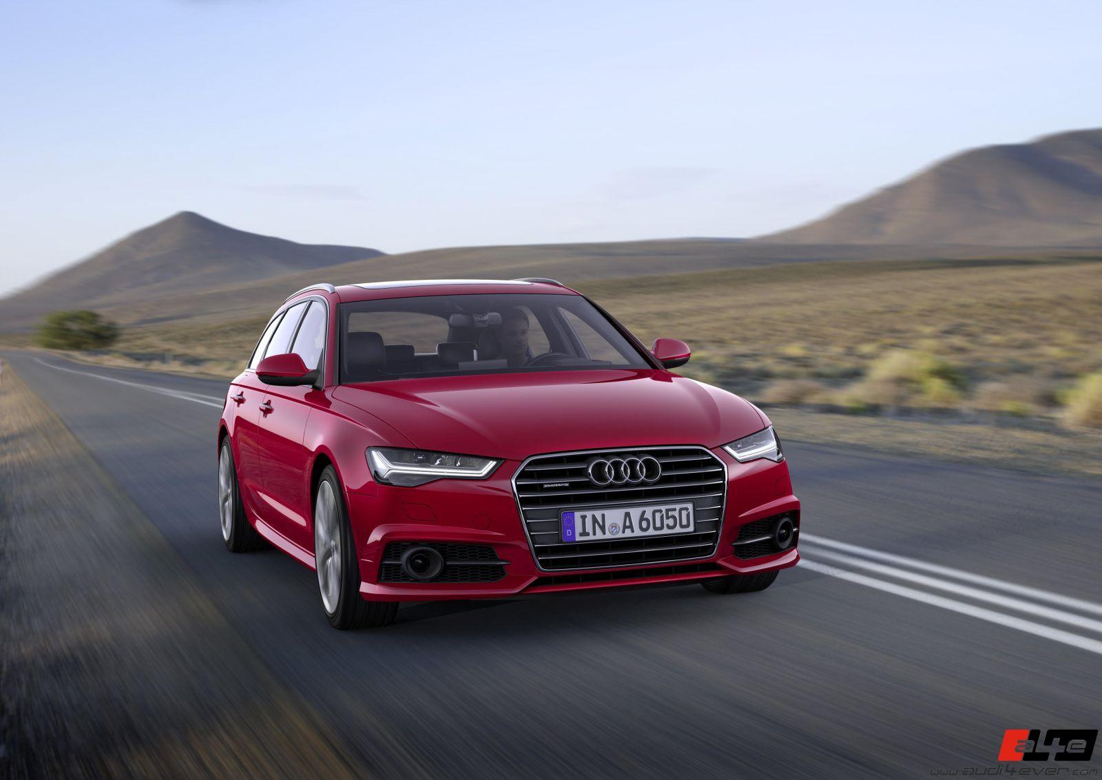 A4e Gallery Audi A6 C7 Audi A6 Update 2016