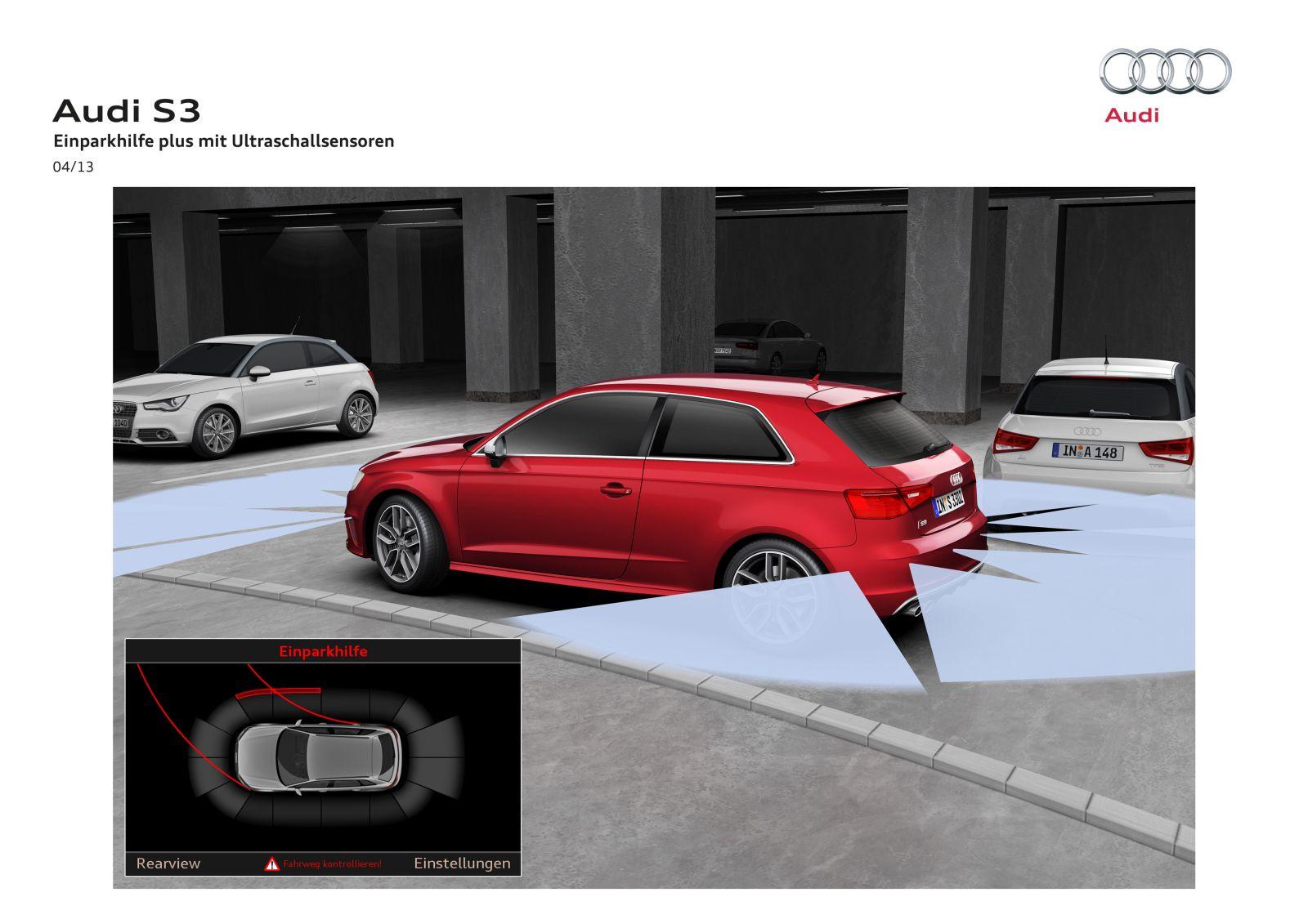 A4e Gallery Audi A3 Neu Audi S3 8v Technik
