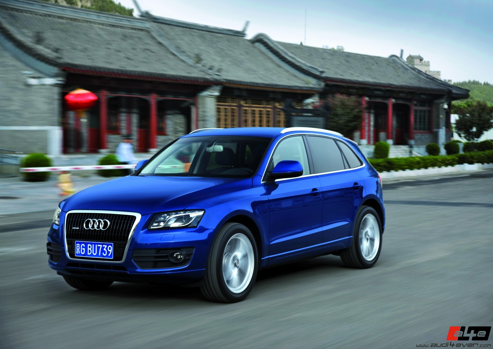 A4e Gallery Audi Q5 Audi Q5 China