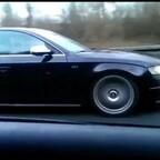 Audi S4 B8 Exhaust