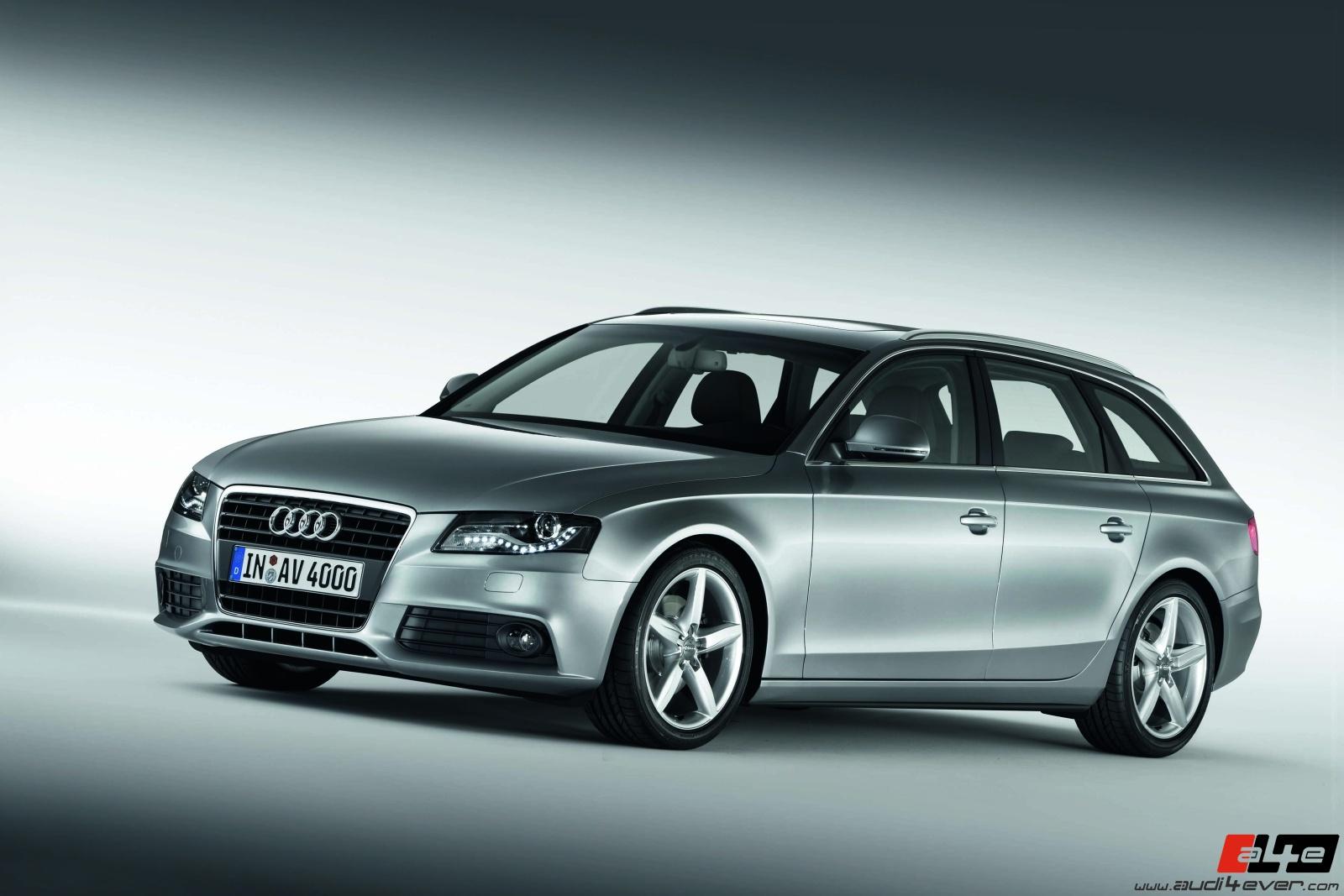 A4e Gallery Audi A4 B8 Audi A4 B8 Avant