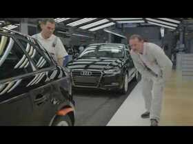 Audi A3 8V Produktion Ingolstadt