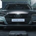 Audi A8 - Induktives Laden