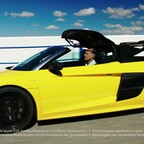 Audi R8 Spyder Trailer