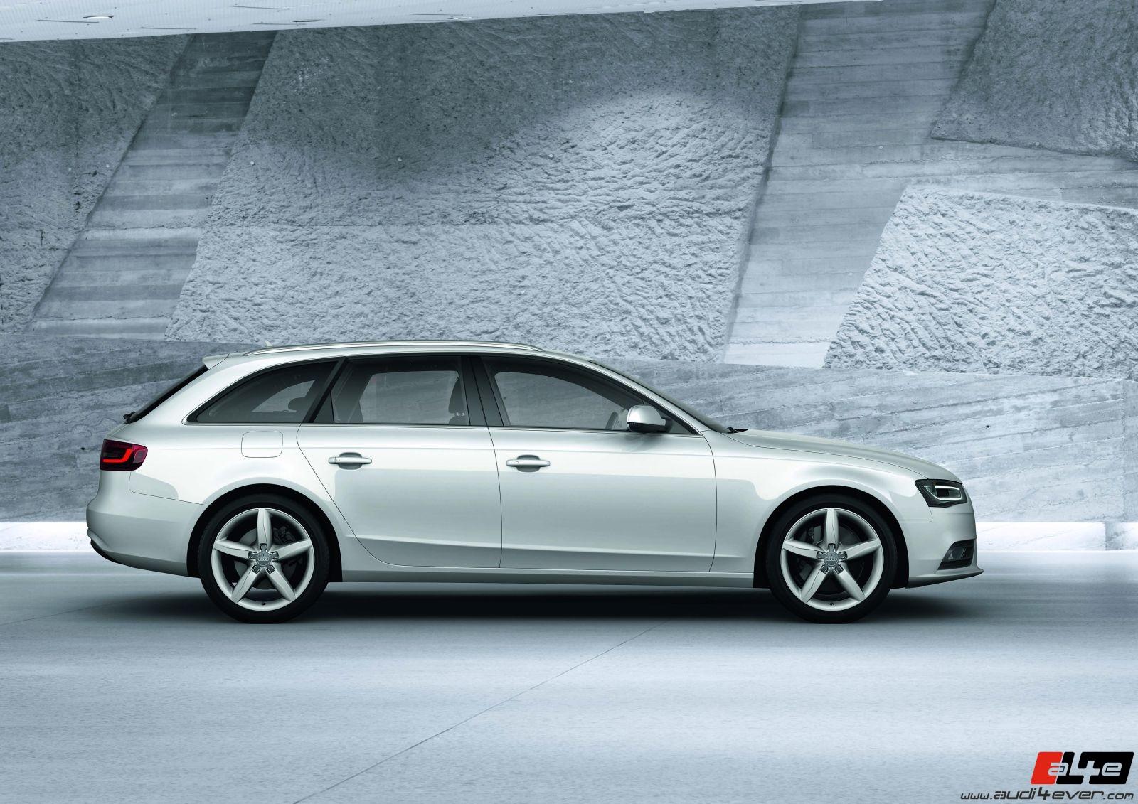 A4e Gallery Audi A4 B8 Audi A4 B8 Avant Facelift