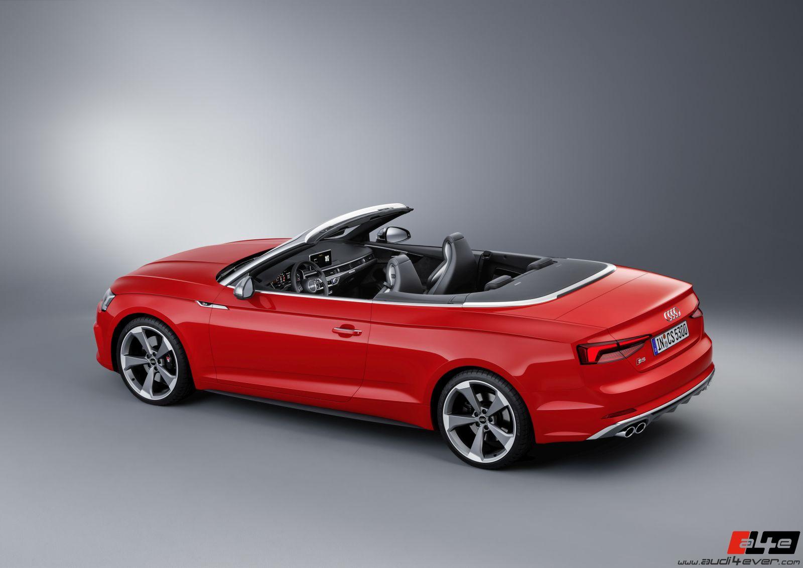 A4e Gallery Audi A5 Audi S5 B9 Cabrio
