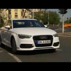 Audi A3 8V Limousine - Fahrszenen