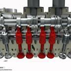 Zylinderabschaltung bei FSI Motoren