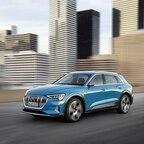 Audi e-tron Weltpremiere