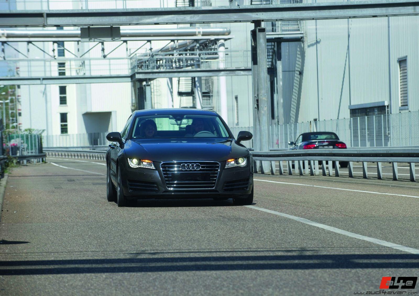 A4e Gallery Audi A7 Sportback Audi A7 Sportback Produktion