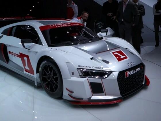 Audi R8 LMS Soundcheck