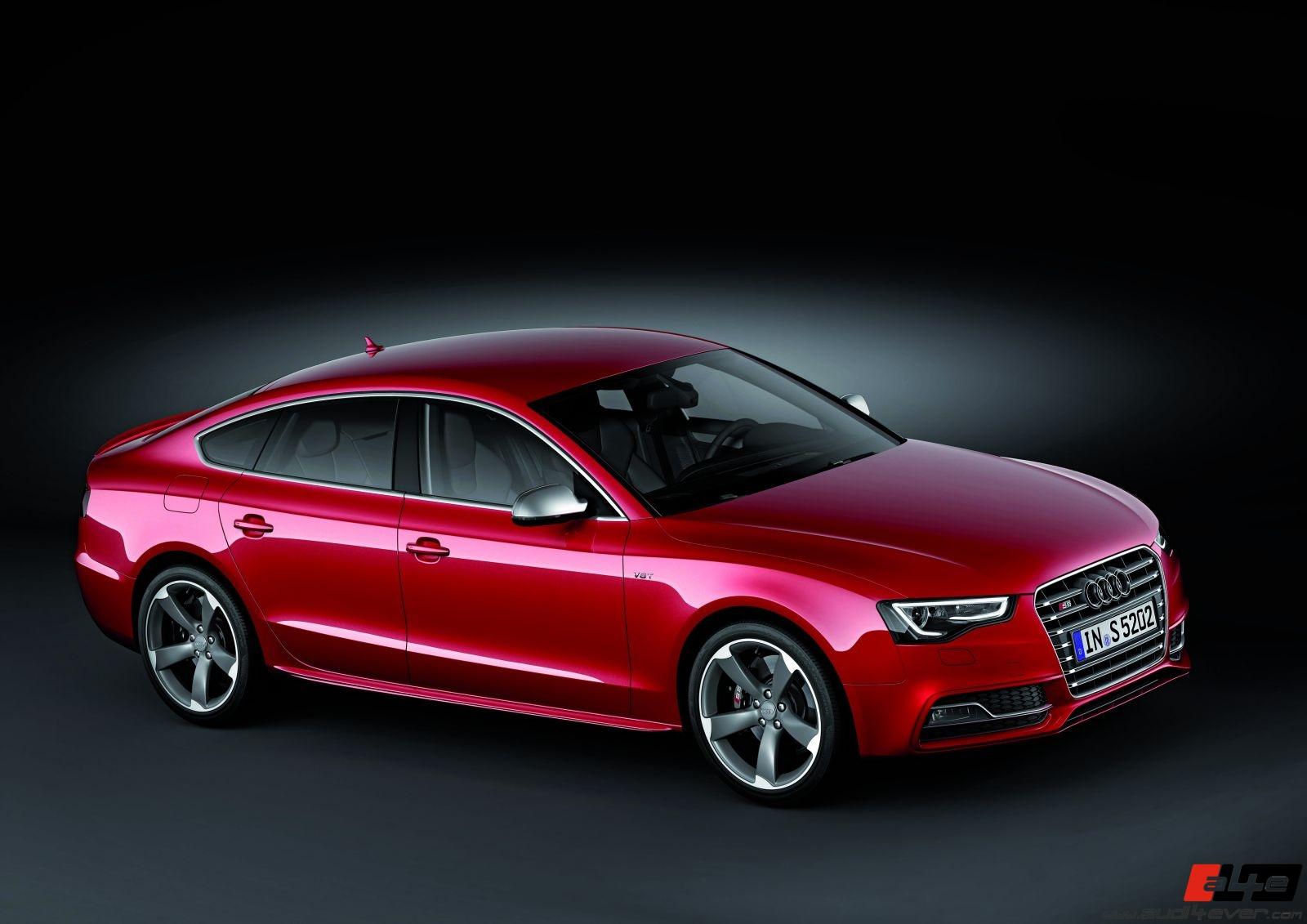 A4e Gallery Audi A5 Facelift Audi S5 Sportback