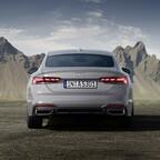 Audi A5 Sportback Facelift 2019