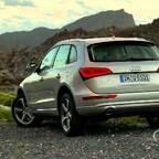 Audi Q5 Facelift 2012
