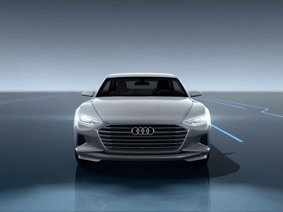 Audi Matrix Laser Animation