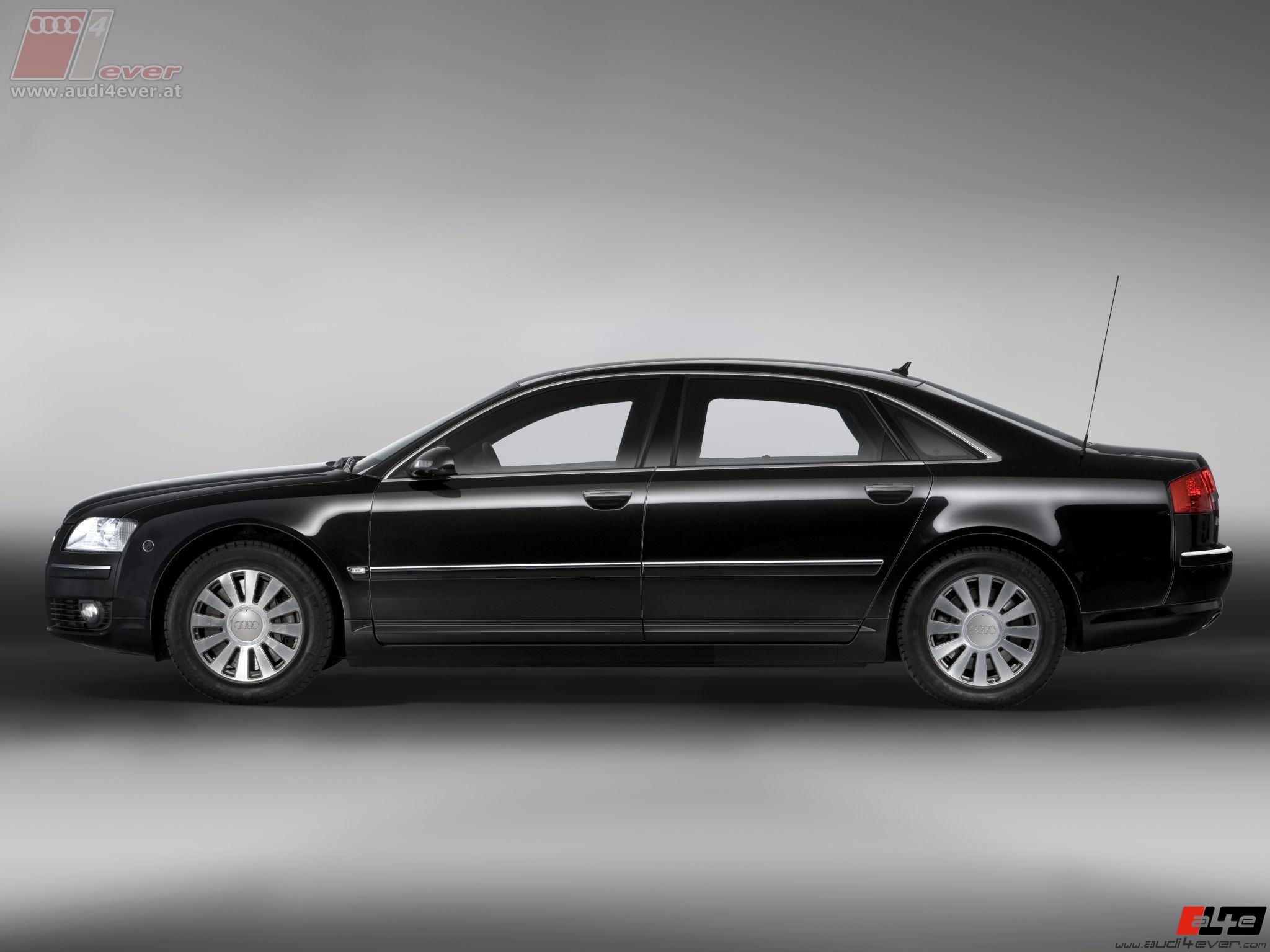 A4e Gallery Audi A8 D3 Audi A8l D3 Sfg 6 0 W12